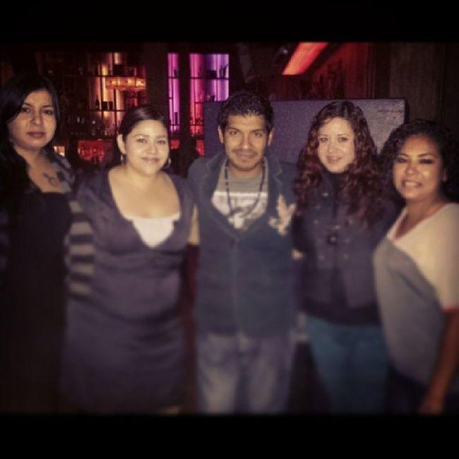 At Losglobos with Ricardonaipes & Friends