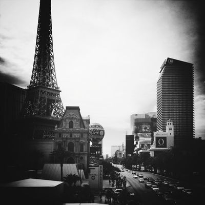 blackandwhite at Las Vegas by Mare