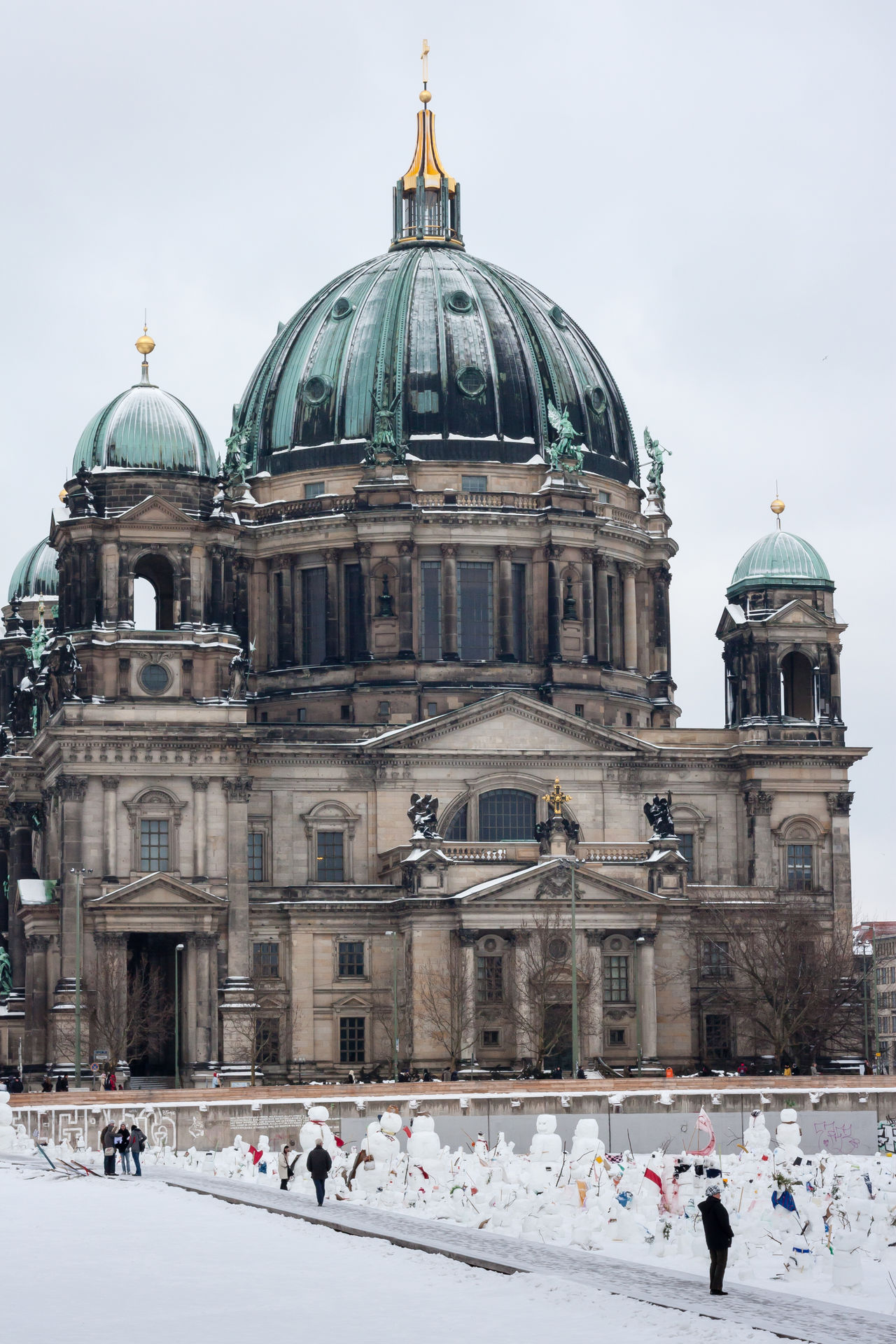Beautiful stock photos of schneemann, dome, architecture, building exterior, built structure