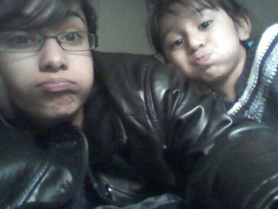 Andrea & I. <3