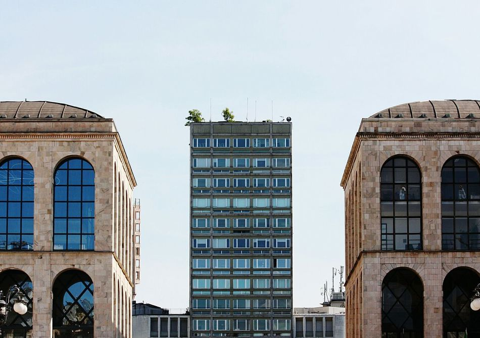 Beautiful stock photos of milan, Architecture, Building Exterior, Built Structure, Clear Sky