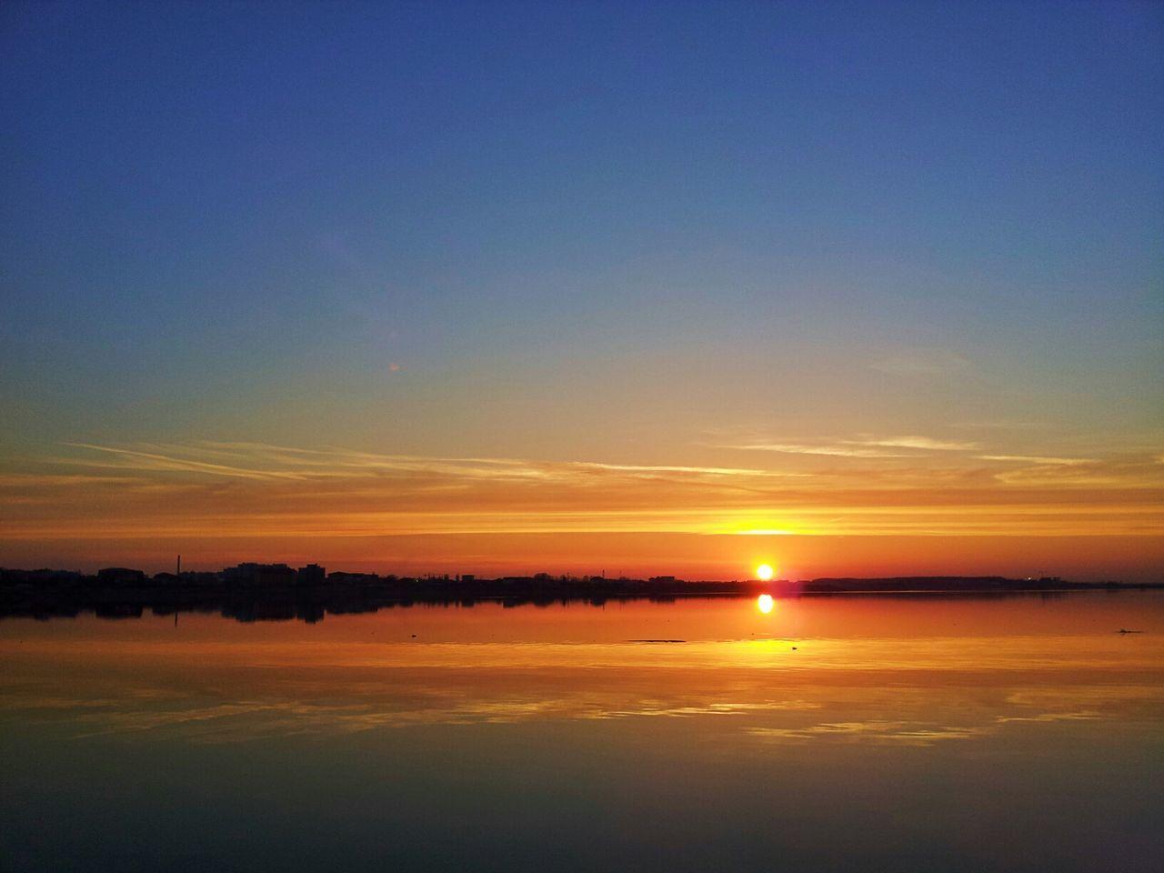 Clear sunset..Sunset_collection Sunset Sun Enjoying The Sun