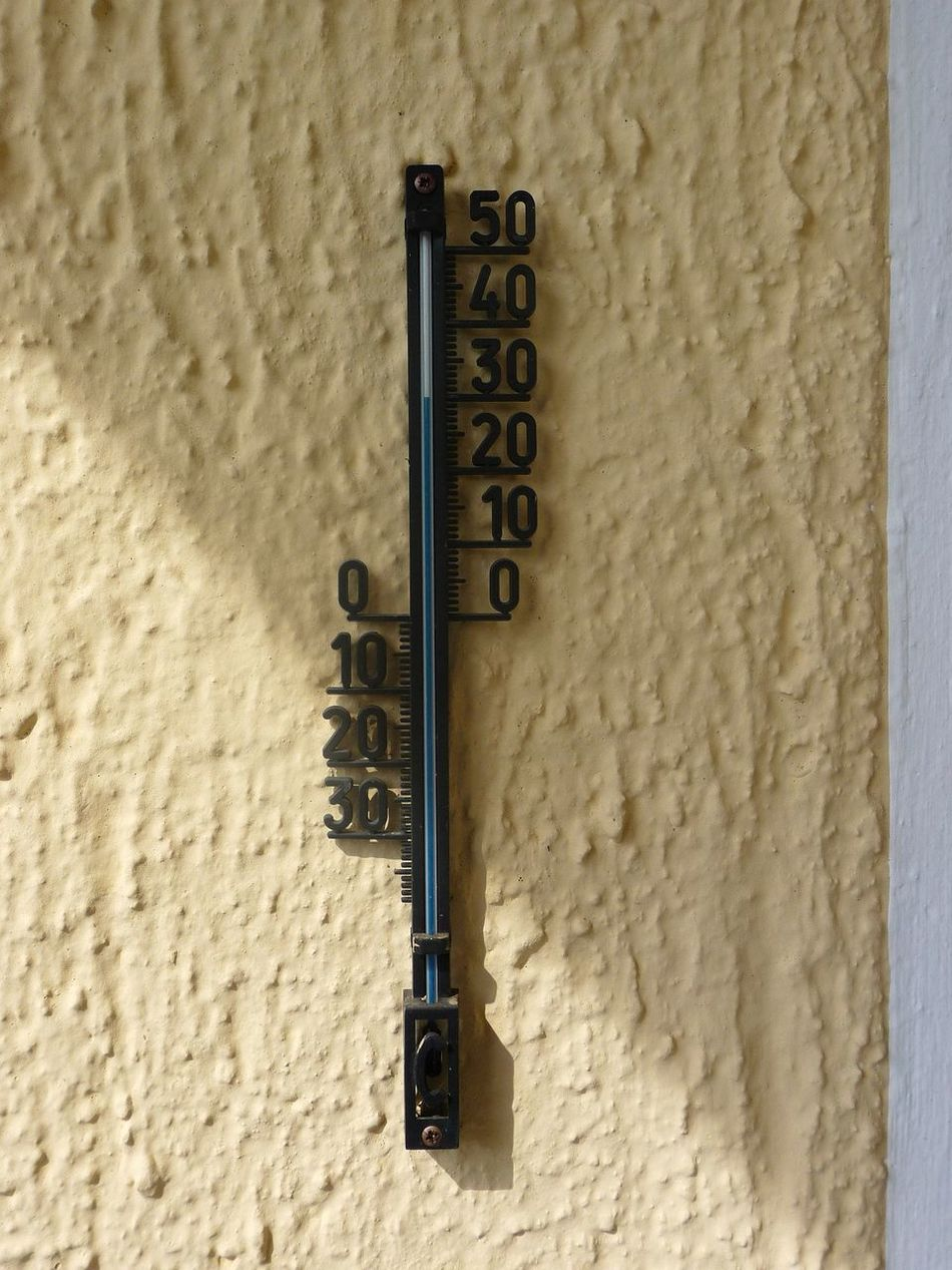 GERMANY🇩🇪DEUTSCHERLAND@ 2008 May Thermometer