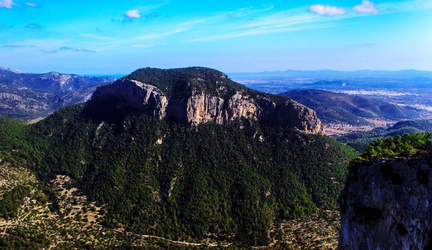 Puig de s'Alcadena Alaro Mallorca Rural Enjoying Life Mallorca Illes Balears SPAIN
