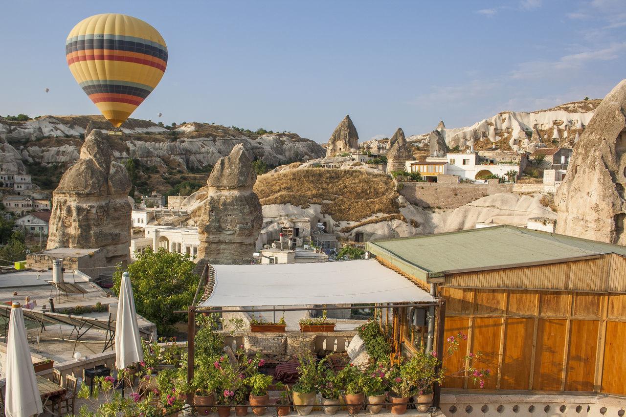 Capadocia EyeEm Best Shots EyeEm Nature Lover Hot-air Balloon Picoftheday Travel Travel Photography Traveling Turkey View