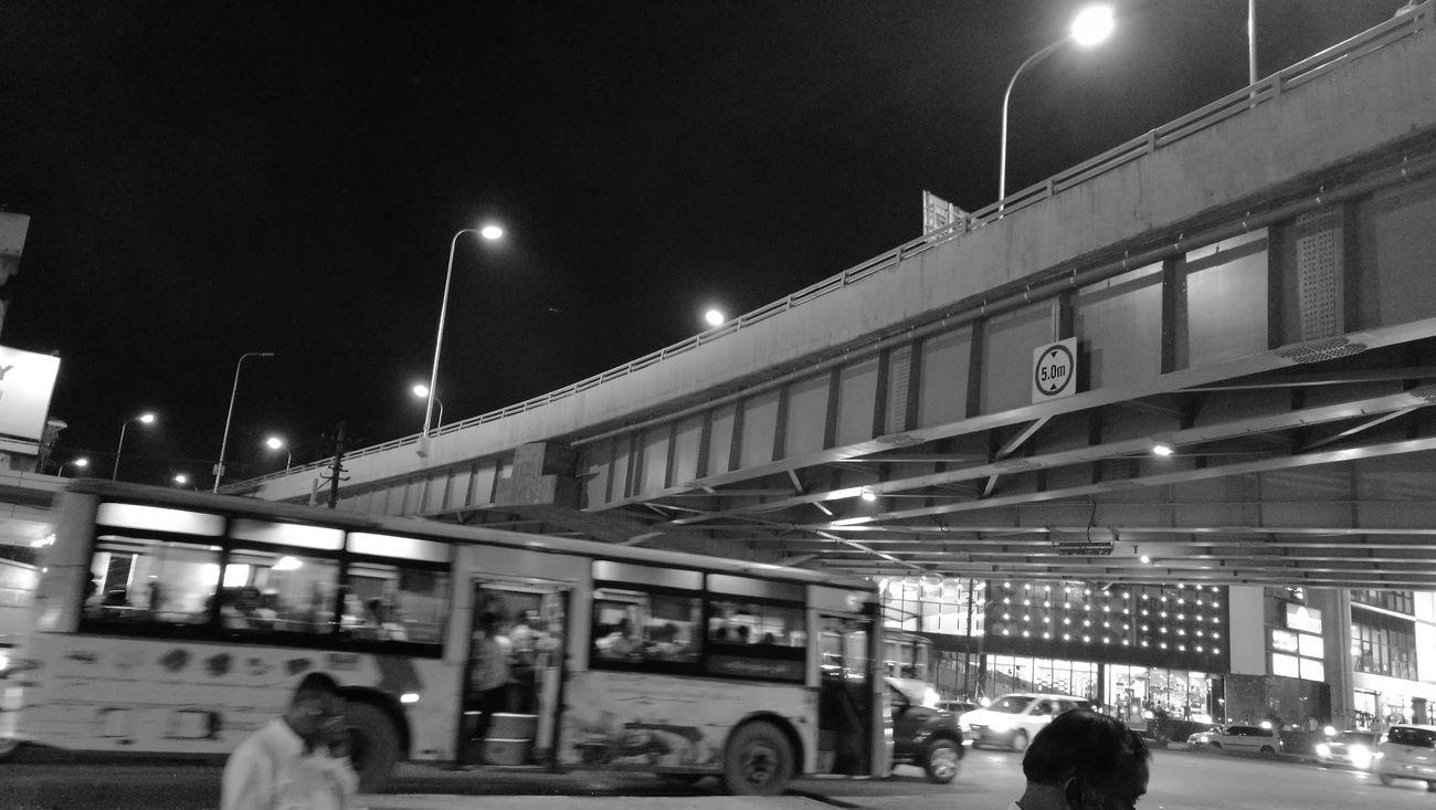Yangon night Night City Yangon, Myanmar Street Photography Street Life Aye Chan Taywai