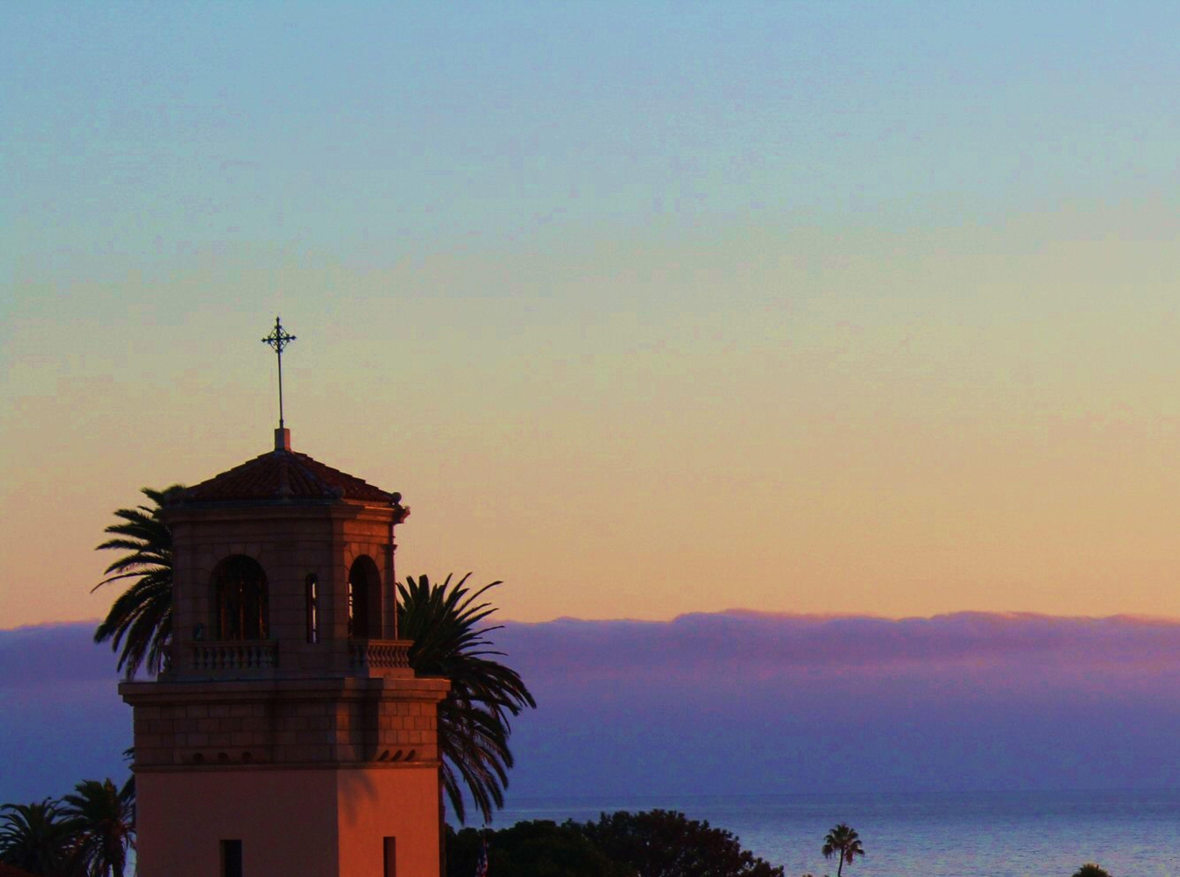 Chasing Steeples La Jolla Sunset