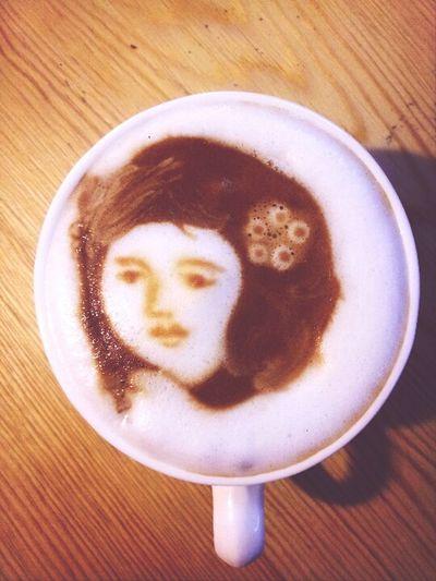 咖啡女孩 Cappucino