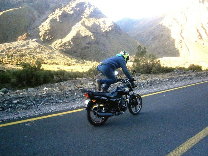 Moto Cordillera De Los Andes San Jose De Maipo Enjoying Life Relaxing Moments Euromot