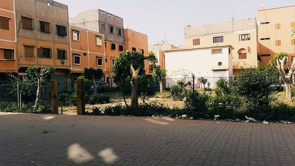 Building Exterior Outdoors Neighborhood Jardin Morocco 🇲🇦 مغرب