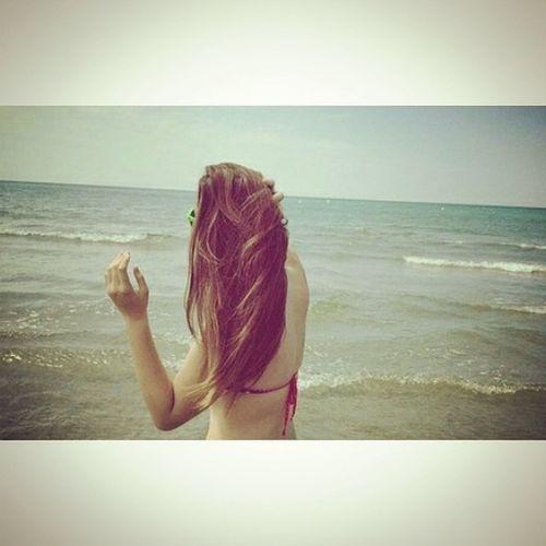 I miss summer! Miss Summer Juditika Sea