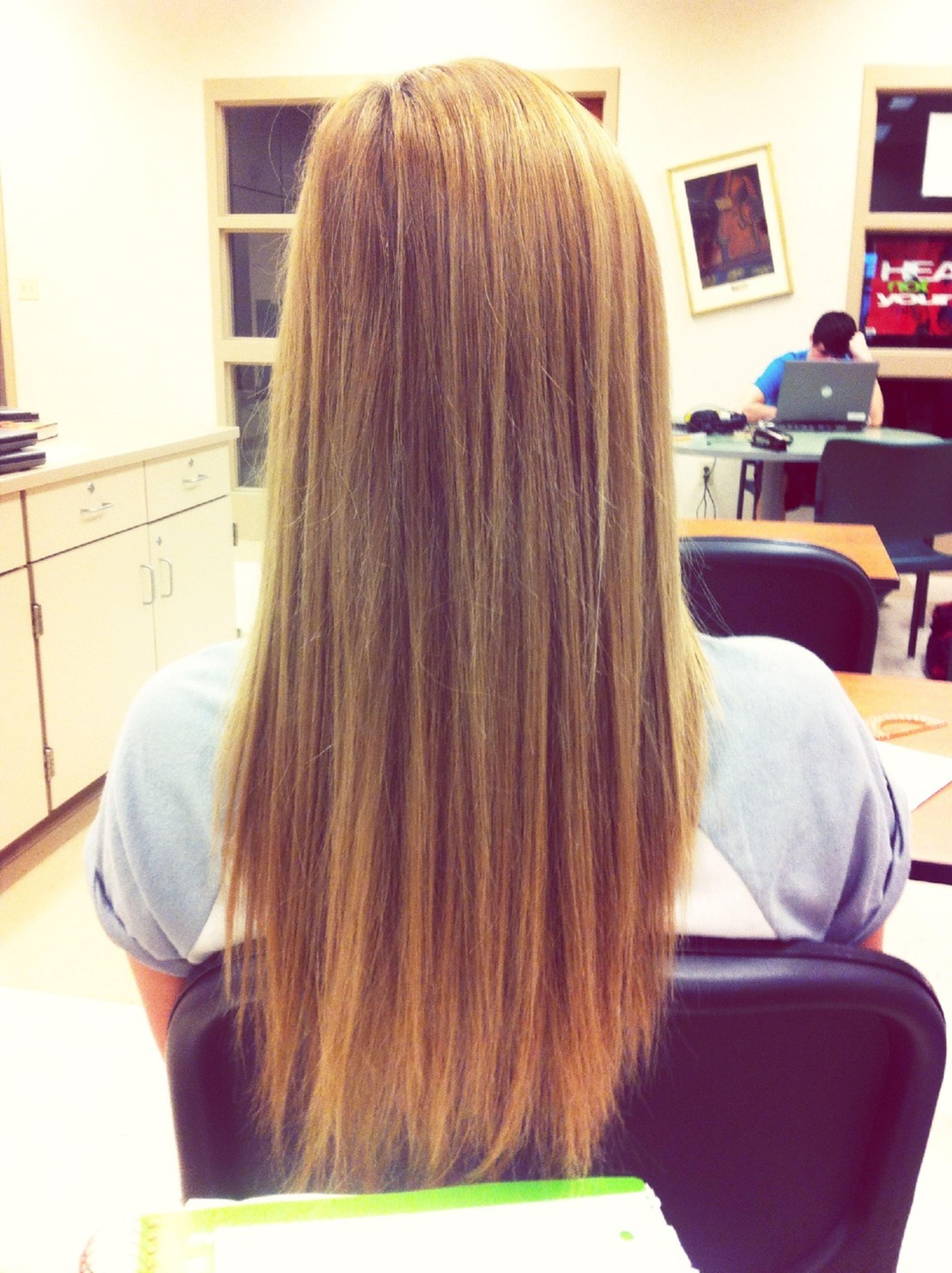 Hairs Lookin Long Todaaaaay