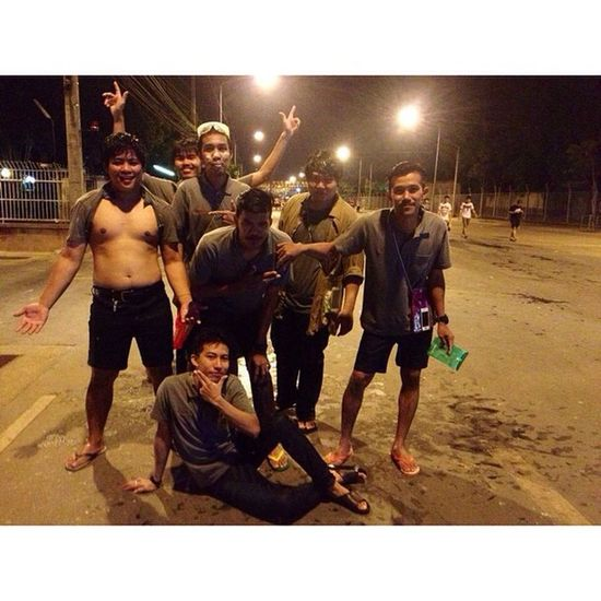 ทีมงานห้างน้อย อาจจะถ่ายไม่ครบทีม Songkarn2015 Songkarn Uttaradit เก็บตก Songkarnday SongkranFestival