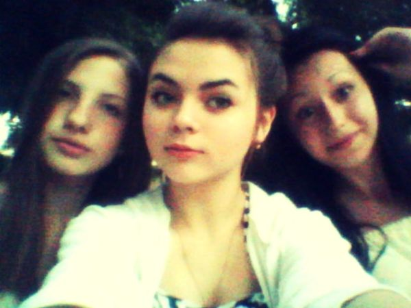 with my friends)