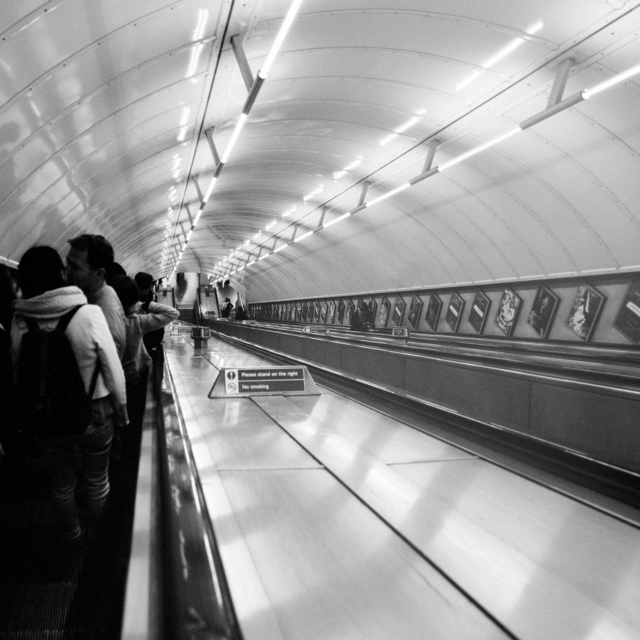 London In Square BN Black And White Black And White Collection  Blackandwhite Photography Blurry Flare Grainy Images IPhone IPhone 5S Iphone 6 IPhoneography Lifeisbeautiful Lifestyles London Metro Station People Of EyeEm People Photography Showcase March Squareinstapic Street Life Street Photography Streetphoto_bw Streetphotography Underwater Photography