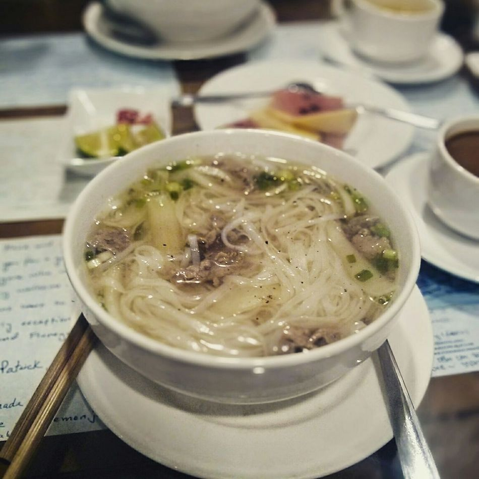 Traditional Vietnamese Breakfast :)
