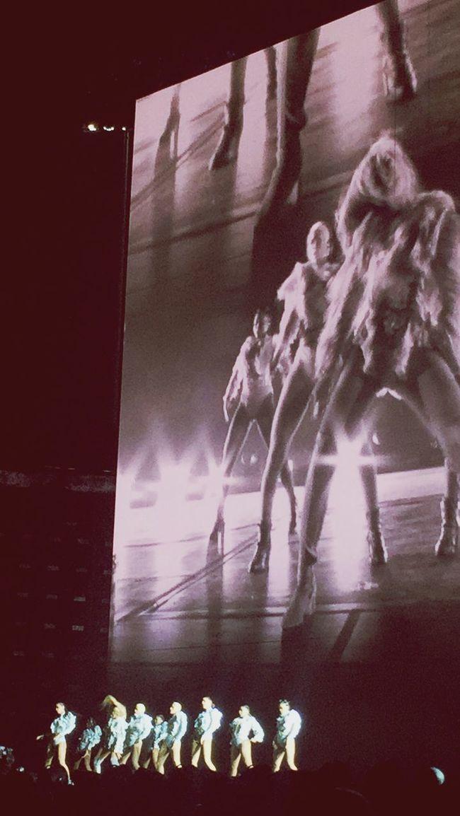 Beyoncé concert! She's amazing! Beyonce Concert Amazing Show