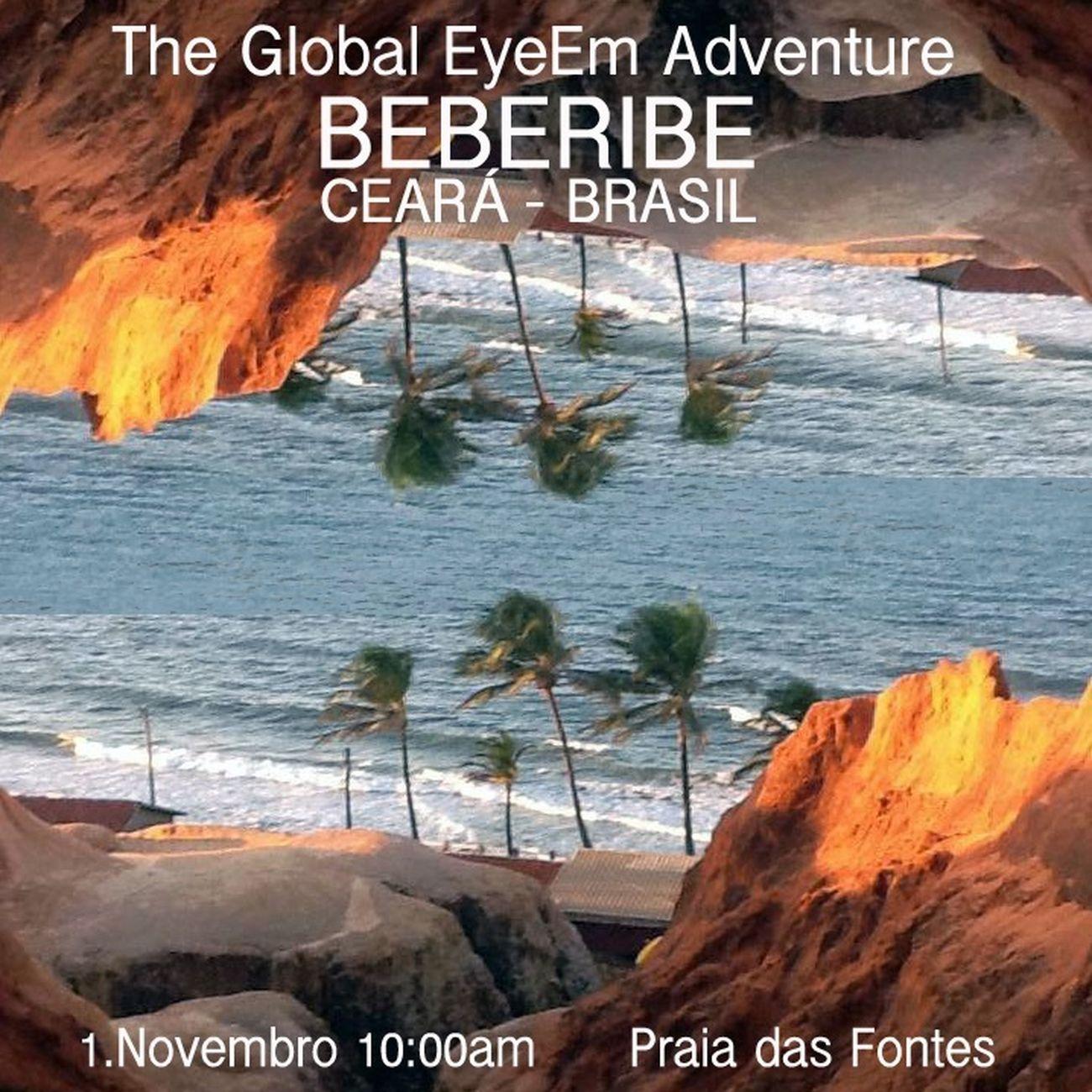 Beberibe ..Vamos mostrar pro mundo esta beleza do Ceará .. Globaleyeemadventure Brasil