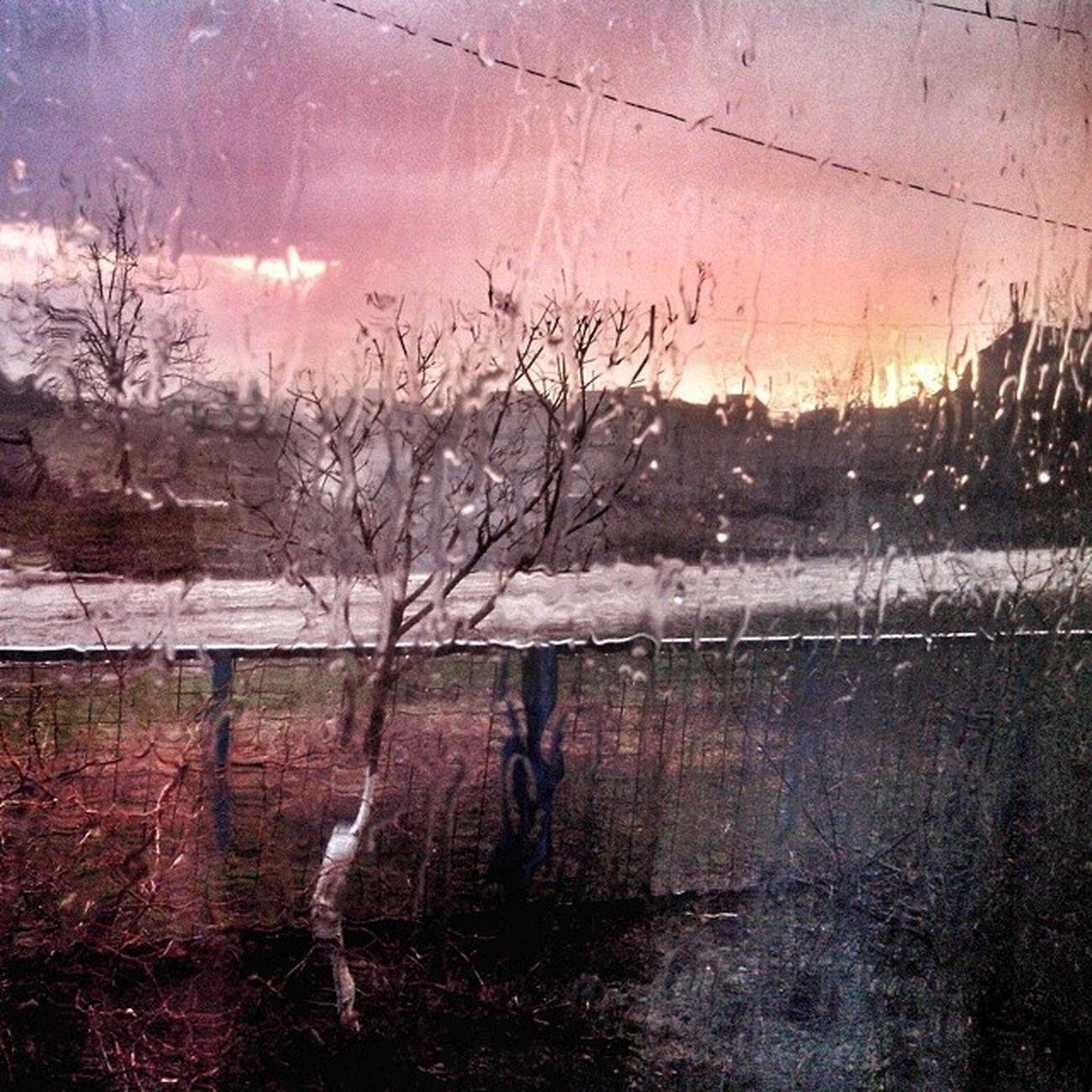 Ташла Закат Дождь