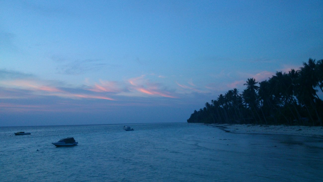 Sunset Maratua Island East Kalimantan WeatherPro: Your Perfect Weather Shot
