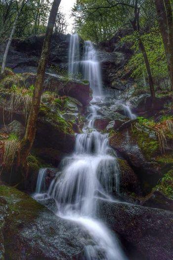 Oropa Falls