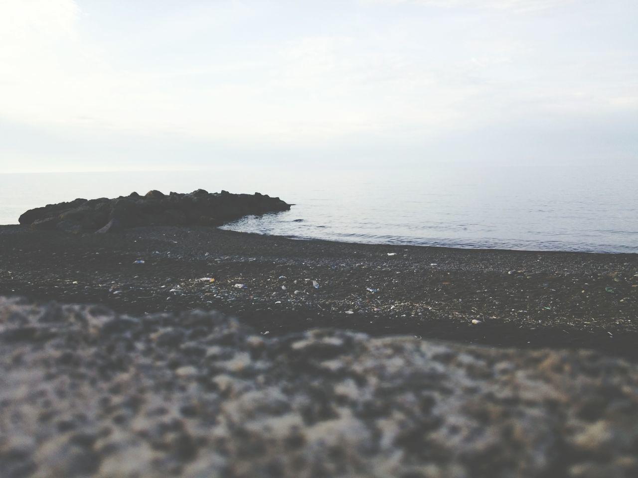 Sea Seaside Sea And Sky Sky Blue