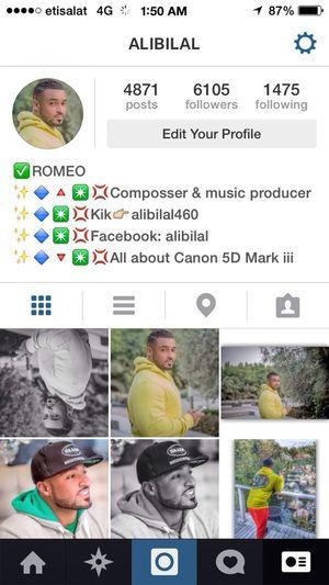 Follow me in Instagram ?
