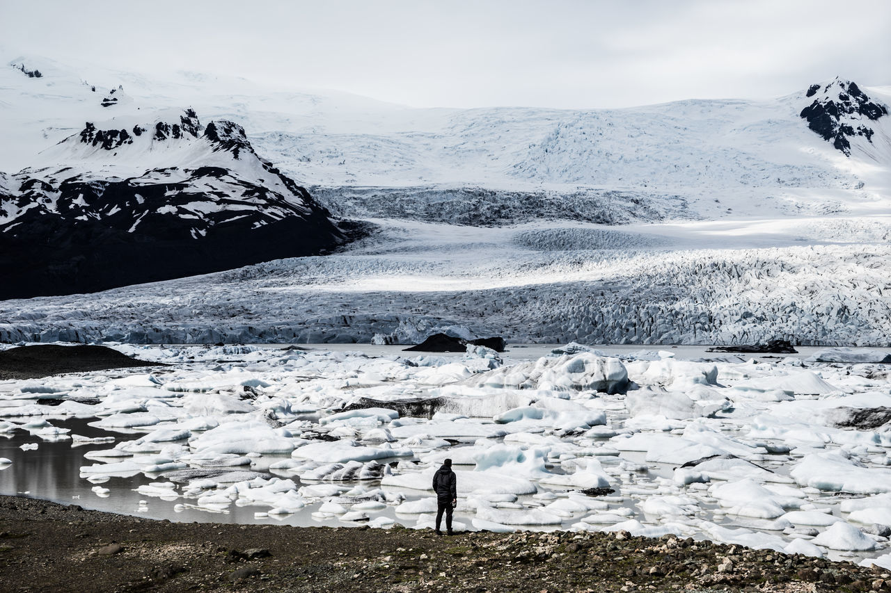 Beautiful stock photos of iceland, Beauty In Nature, Cold Temperature, Covering, Day