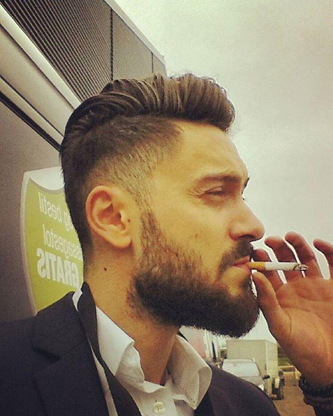 So i guess, i'll smoke Beard Work Me Puffpuff Tired Instago Instalike Insta Like F4F WiWawWowWaw IWannaGoHomeNow