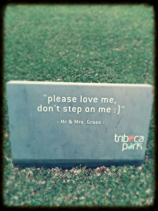 Mr & mrs. Grass