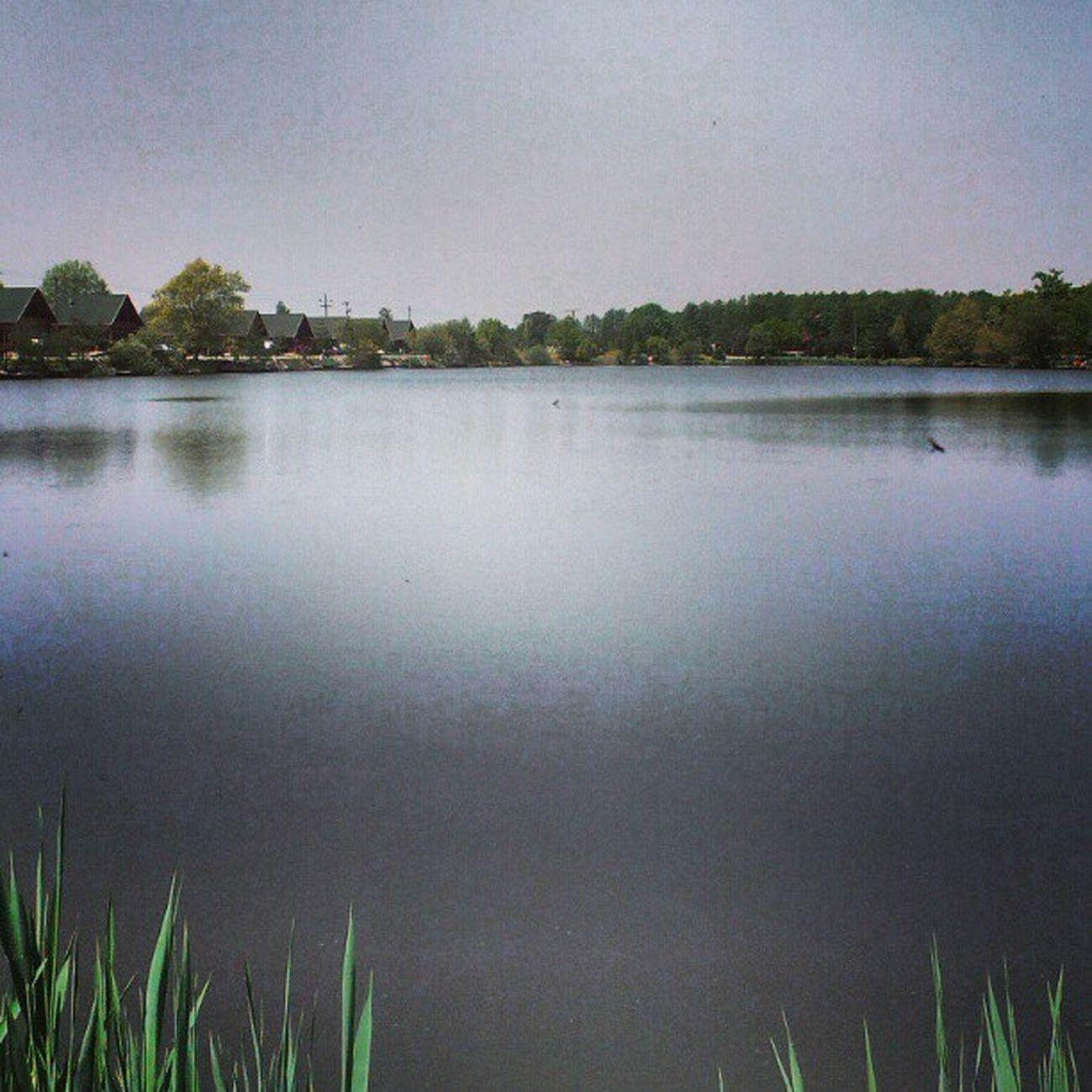 Lake Zala Hungary Magyar Sarberkito Fishing