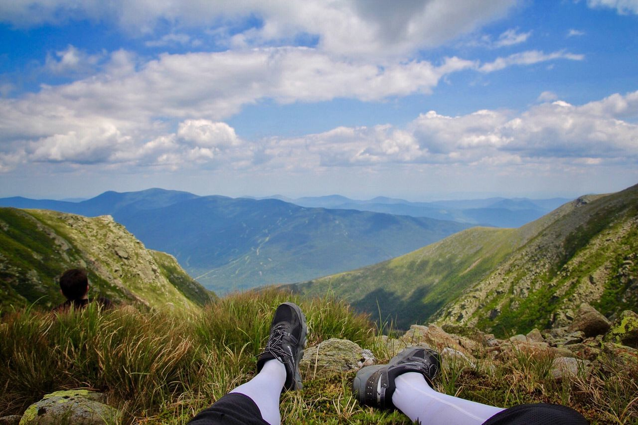 Beautiful stock photos of freundschaft, Beauty In Nature, Cloud - Sky, Day, Hiking