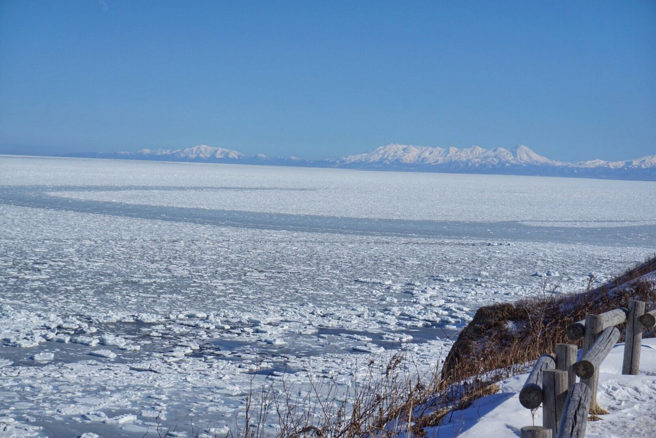 Winter Hokkaido Okhotsk EyeEm Nature Lover Landscape
