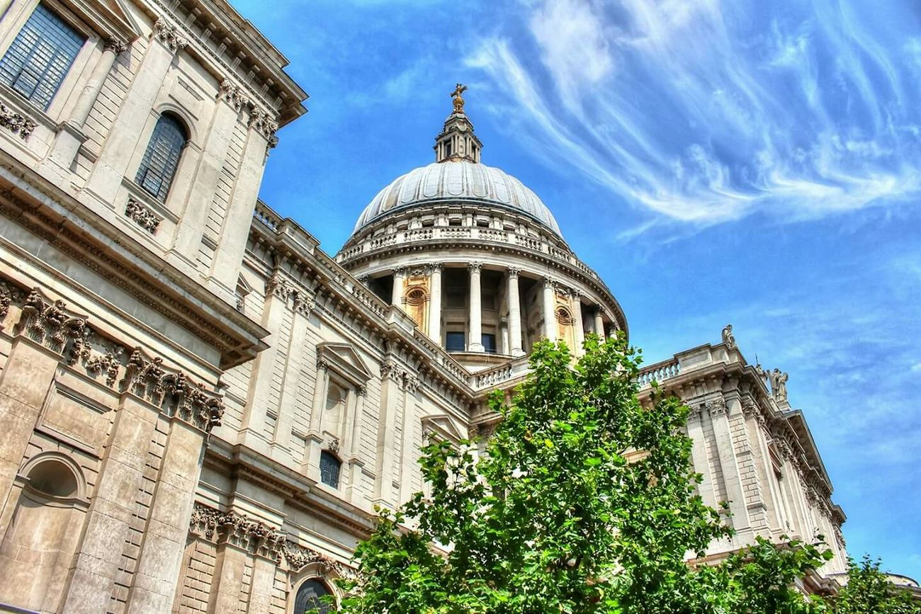 St Paul's Cathedral London London St Paul's Cathedral Popular Photos United Kingdom City Streetphotography Arcitecture Cityscapes Urban Tourism