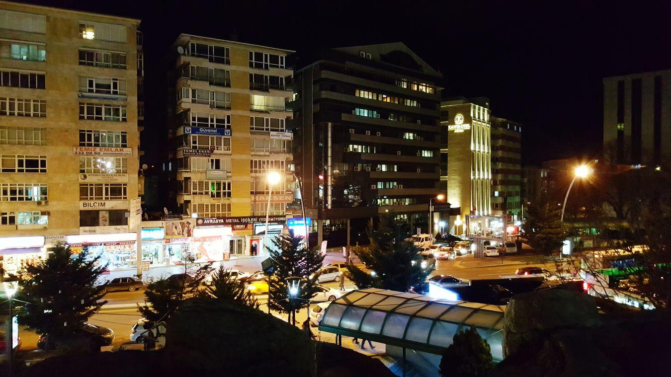 Nightphotography Night Maltepe Maltepe Şelale Ankara Türkiye Streetphotography Photo Hasangulbek 2016