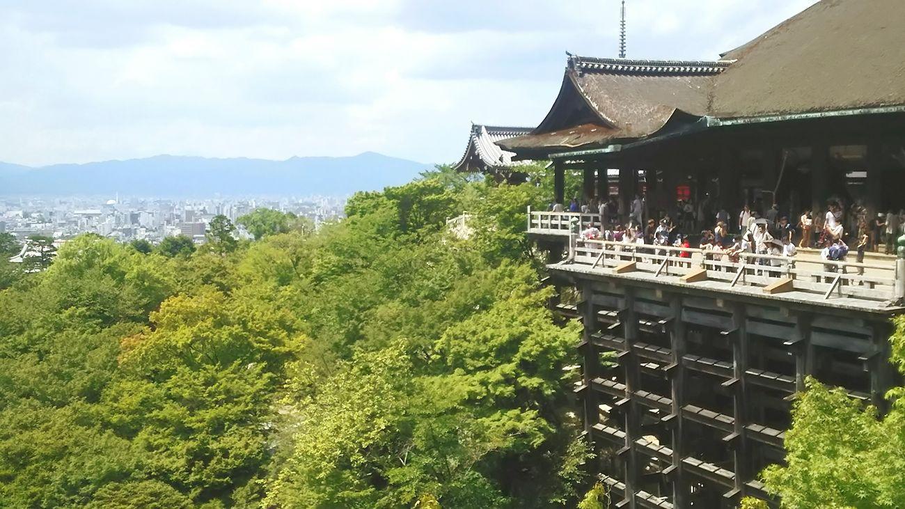 お久しぶりです♪清水寺 京都 Kyouto 家族旅行