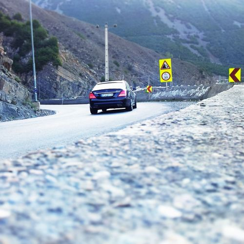 Chalus Road...