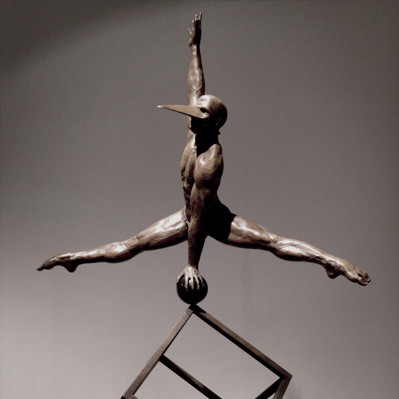 Escultura de Jorge Marín. Art