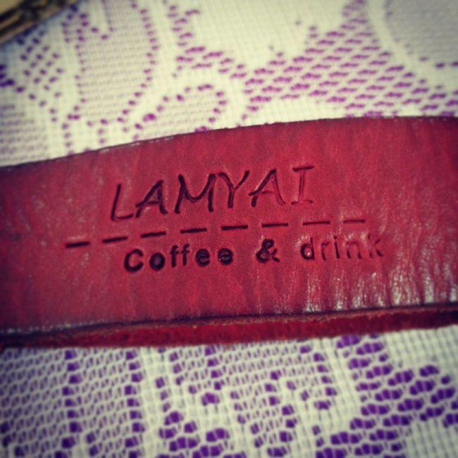Promote. .. ร้านให้เค้าLamyai coffee & Drink....
