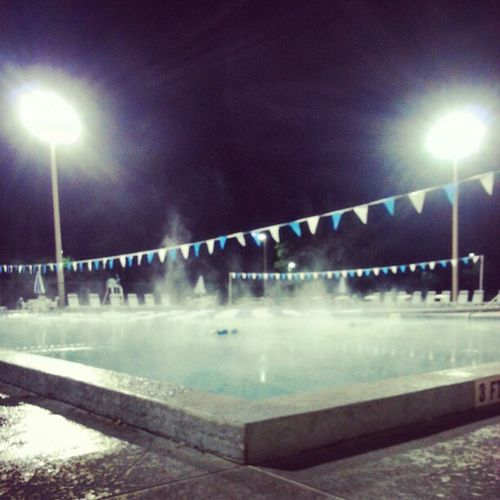 Ahhh steam Mastersswimming Triclub Morningpeople Openingshift