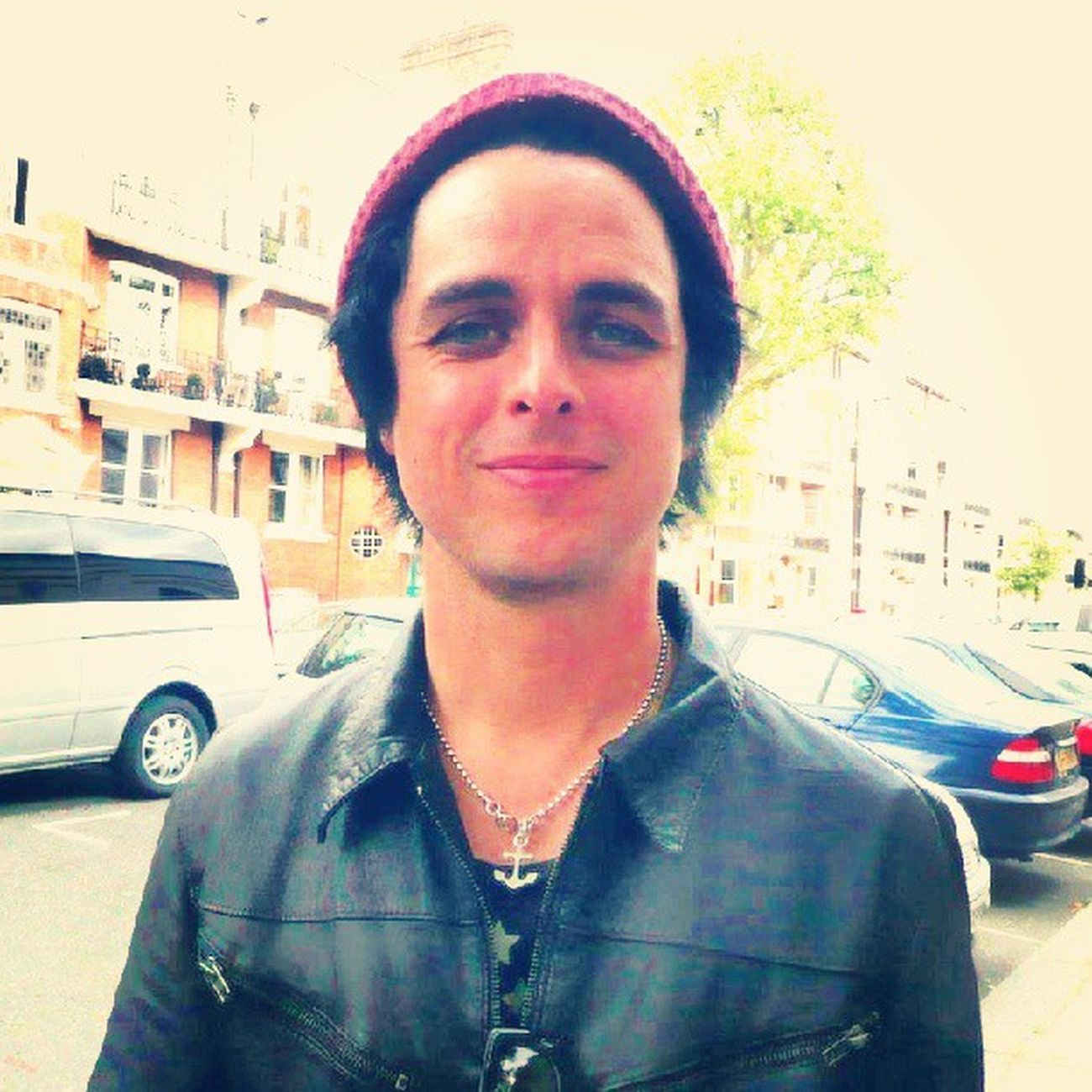 Perf Beautiful Greenday BillieJoe  Billiejoearmstrong perf perfect sexy punk rock band rockband group smile perfectsmile cheeky eyes themeyesperfection fangirling obbsessed cute