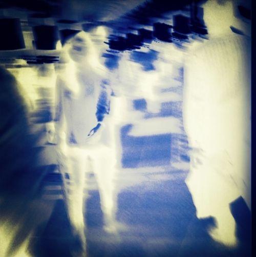They Walk...