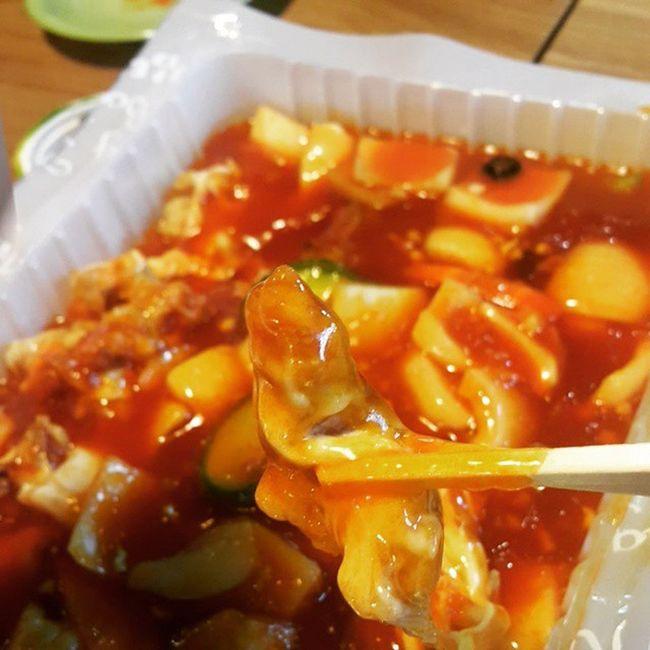 먹스타그램 김치치즈탕수육 김피탕 먹방 공주맛집