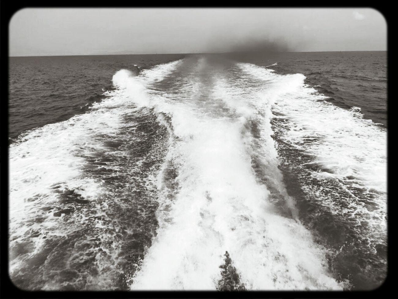 Melancholic Landscapes Ferry Path