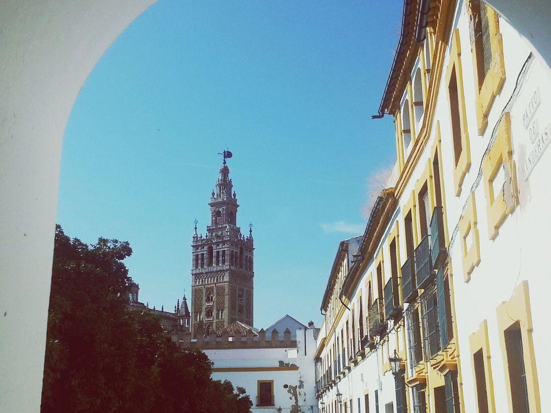Giralda SPAIN Sevilla Beautiful