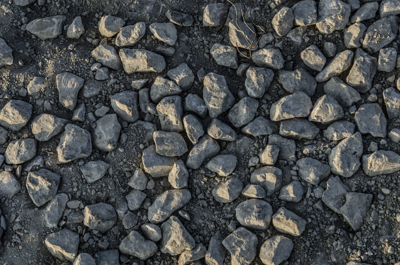rock - object, nature, geology, textured, pebble, lava, no people, outdoors, beach, day, close-up