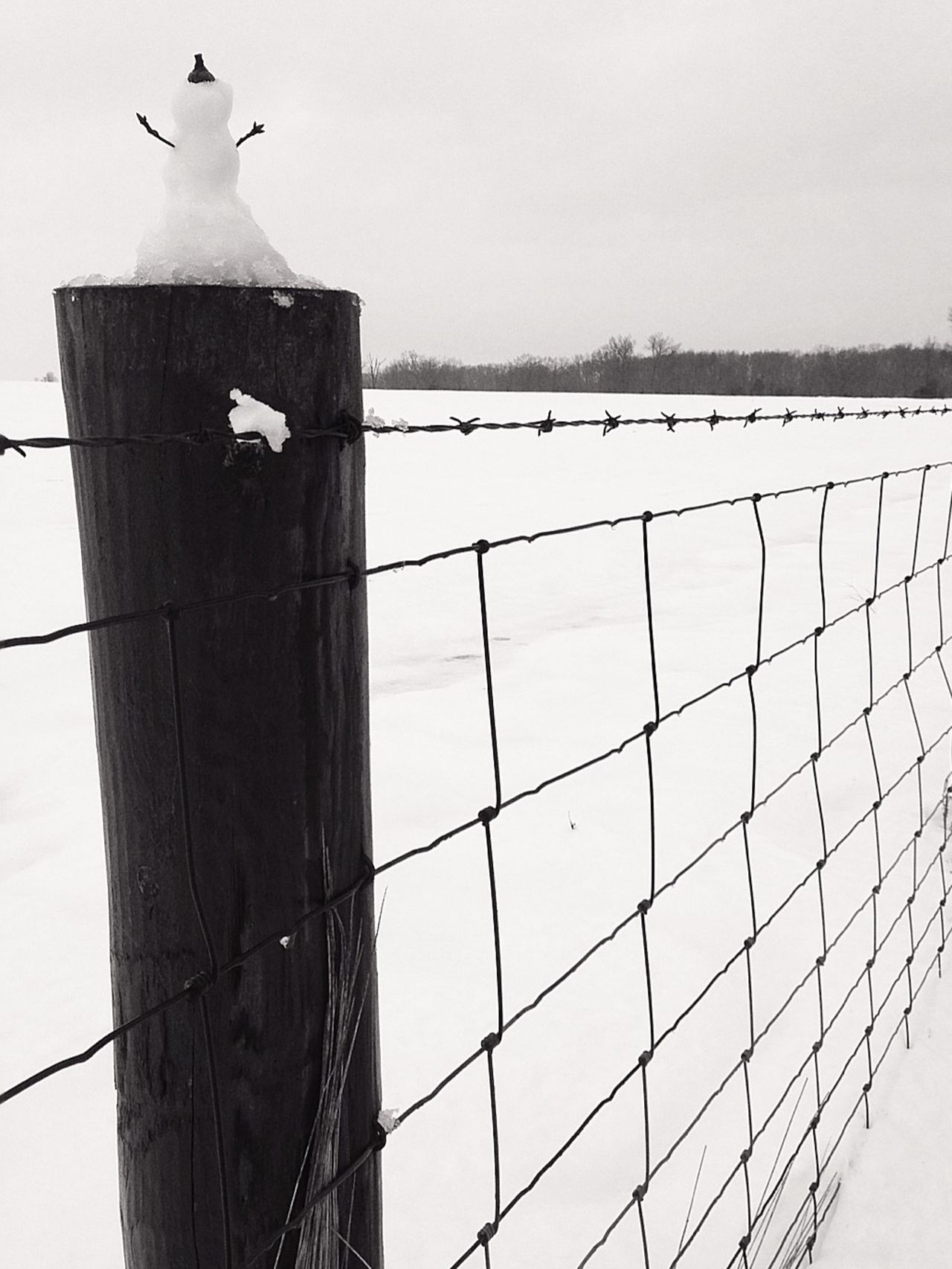 Beautiful stock photos of schneemann, Cold Temperature, Covering, Day, Fence
