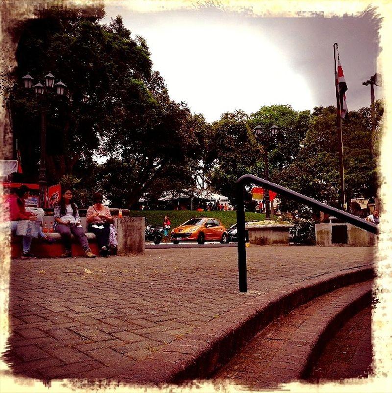 No People Daughter And Dad ❤ Freetime 👌 Pura Vida ✌ Color Life Costa Rica 🇨🇷 Family❤ Parque Nacional I Love It ❤
