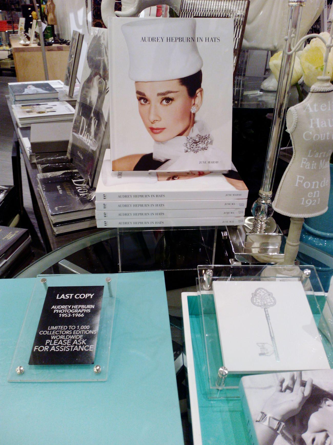 Audrey Hepburn Bookstagram First Eyeem Photo