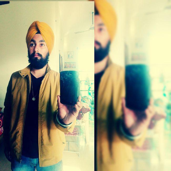 Enjoying Life Mirror Selfie..